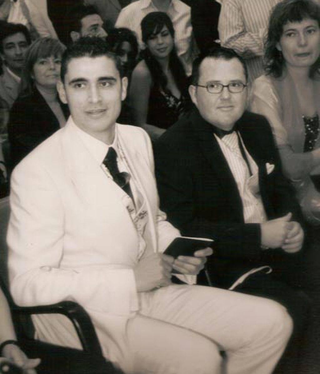 La boda de Juan Antonio y Jandro