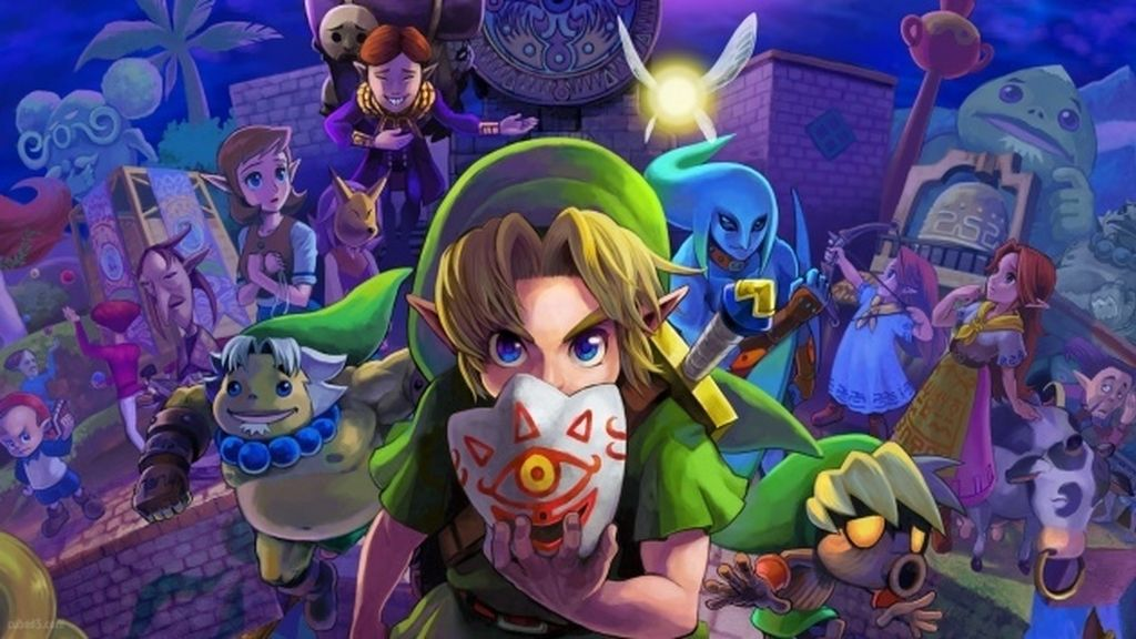 Majora's Mask, el título más oscuro y singular de la saga (2000-Nintendo 64)