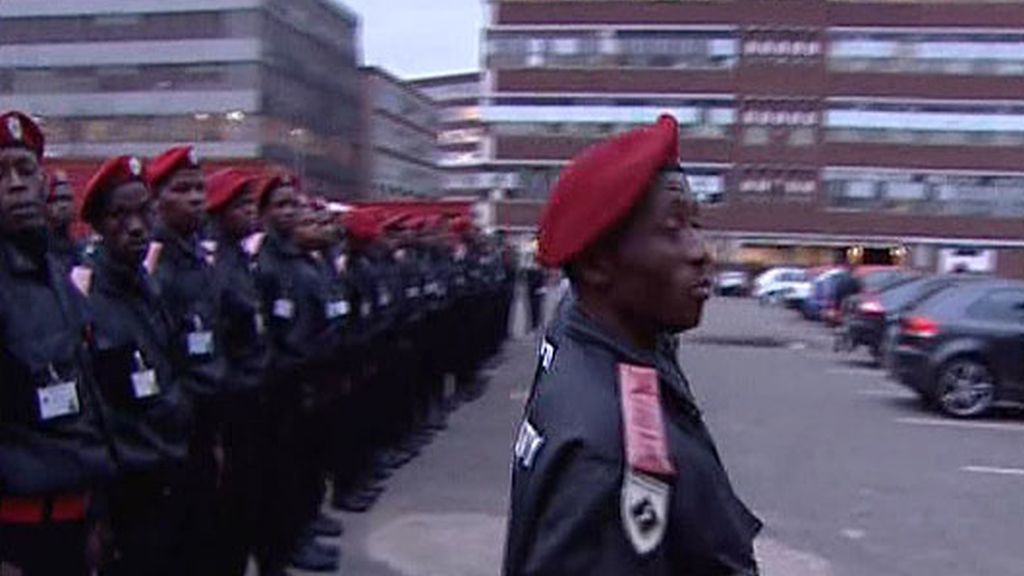 La Seguridad, la principal preocupación para las autoridades sudafricanas