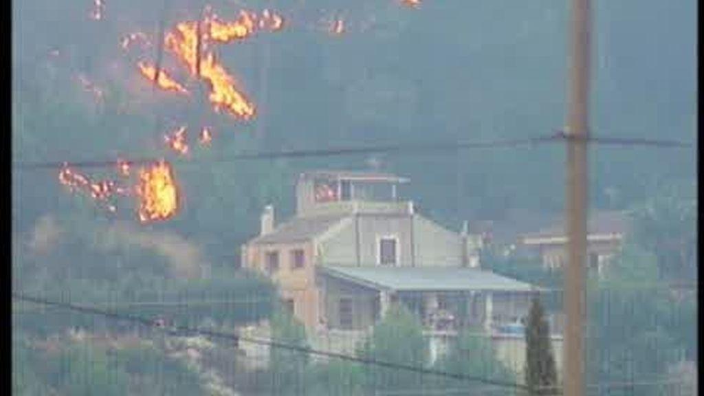4.500 hectáreas arrasadas por el fuego