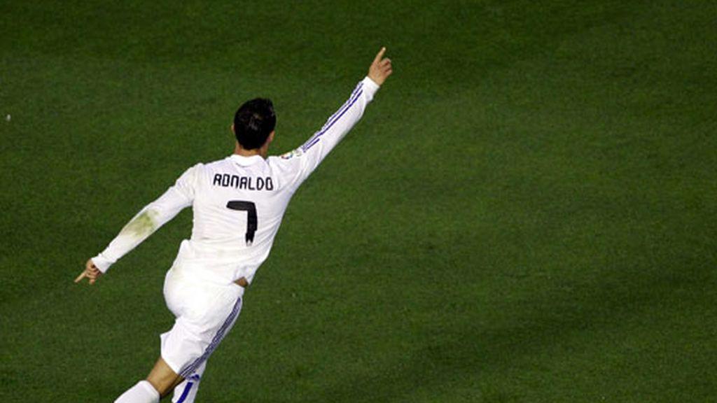 Cristiano Ronaldo marcó el gol que adelantó al Real Madrid en la prórroga