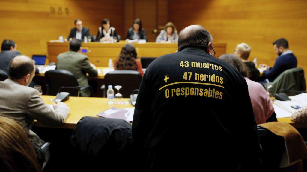 Comisión de investigación del accidente del metro de Valencia