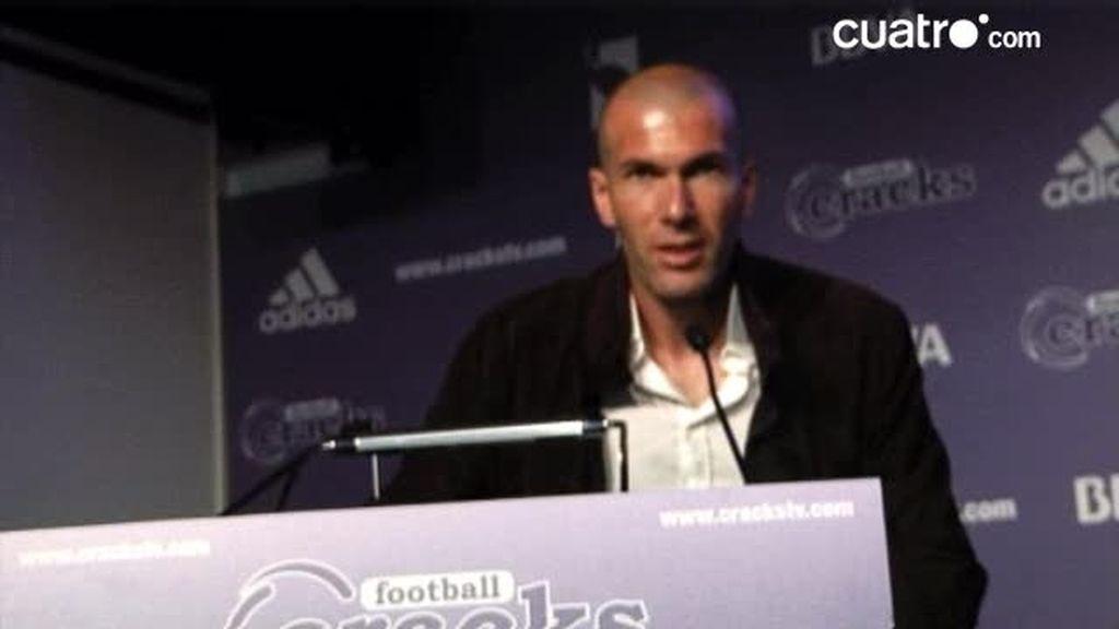 Zidane ya ha encontrado al próximo crack