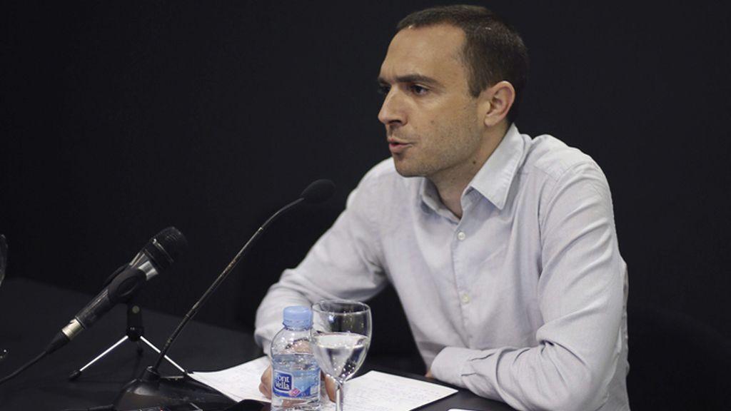 Luis Alegre, secretario de Participación Interna de Podemos