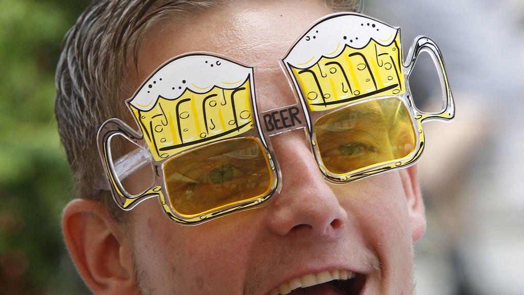 Varias bodas, y mucha cerveza