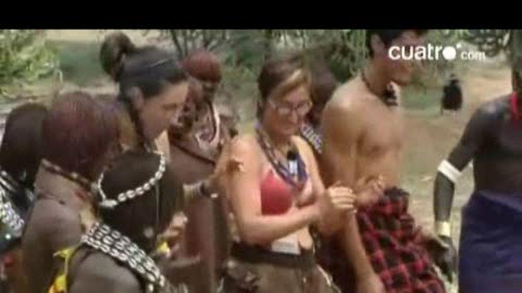 IMÁGENES INÉDITAS. La música de Coyote Dax llega a Etiopía