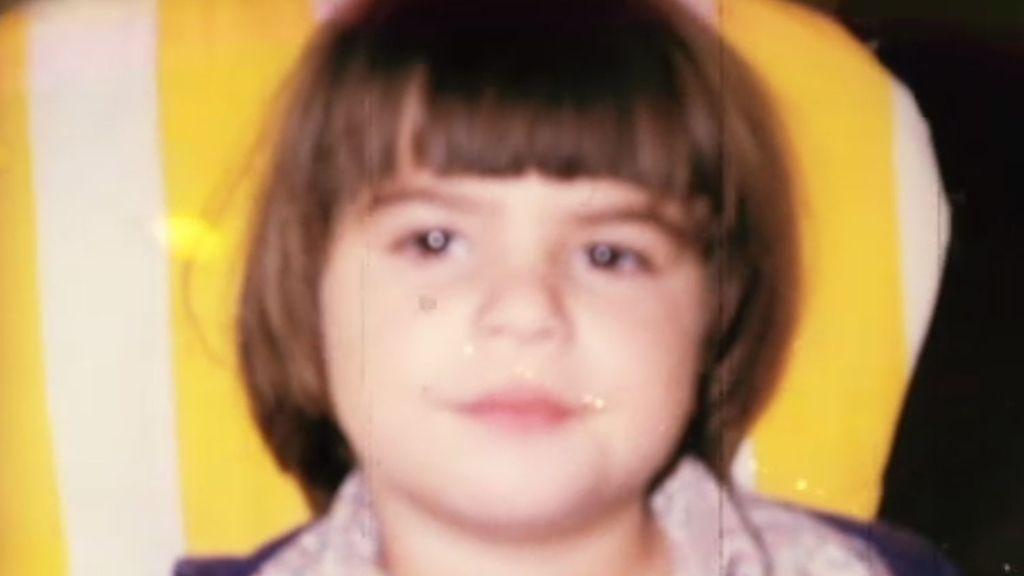 La infancia de Verónica