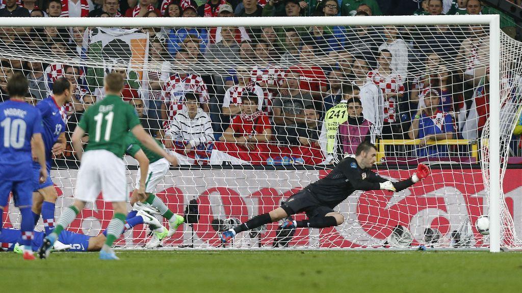 Croacia apunta a los cuartos de final