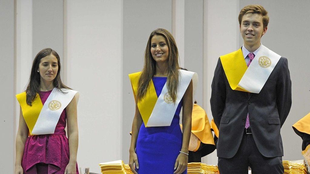 Ana Boyer Graduación