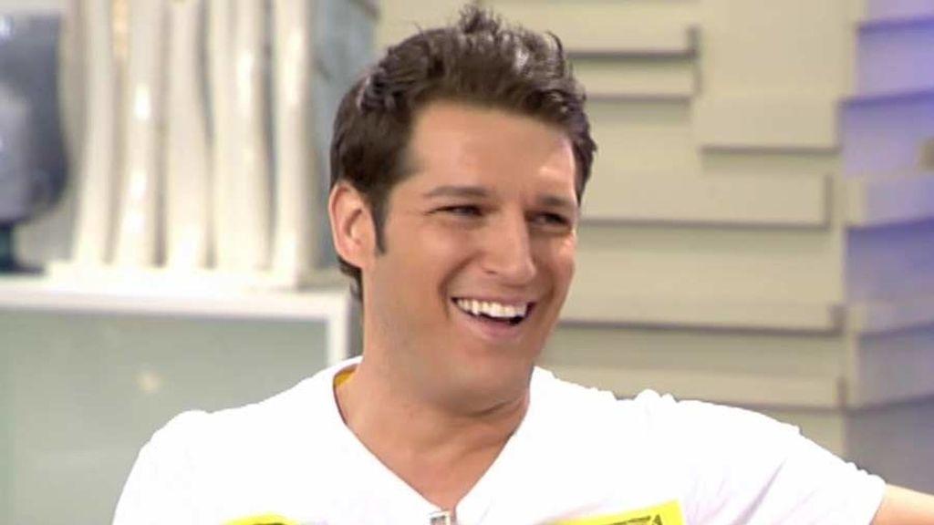 Manu Tenorio ha presentado su nuevo album en 'AR'