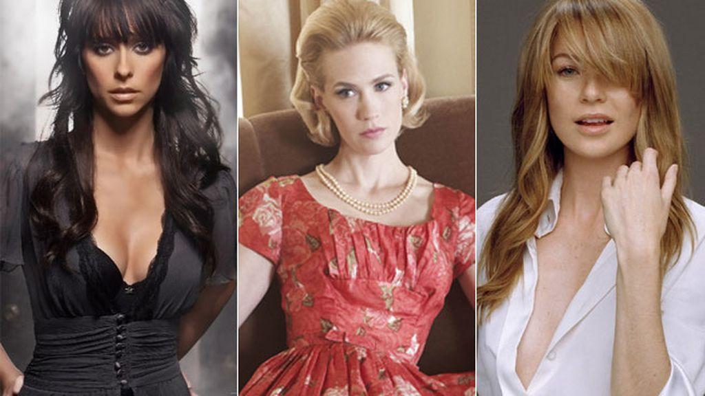 ¿Con cuál de las protagonistas de nuestras series te identificas más?