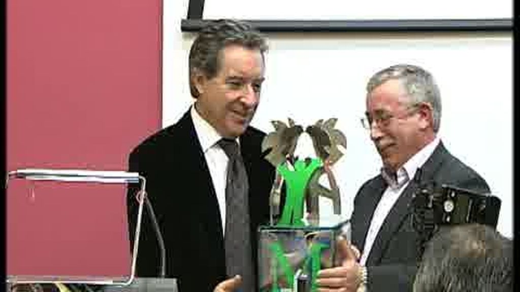 Premio a la Libertad de expresión para Gabilondo