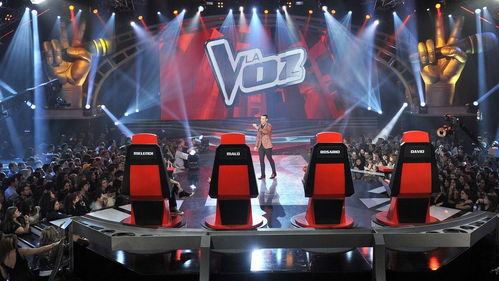 La Voz (2012 - Actualidad)