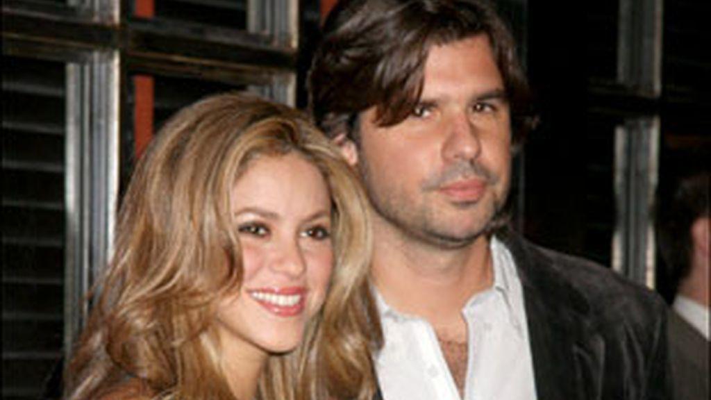 Shakira y Antonio de la Rúa rompen su relación. Foto: Gtres/Archivo