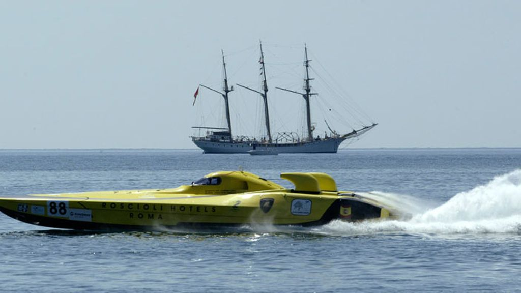 Formula 1 del mar