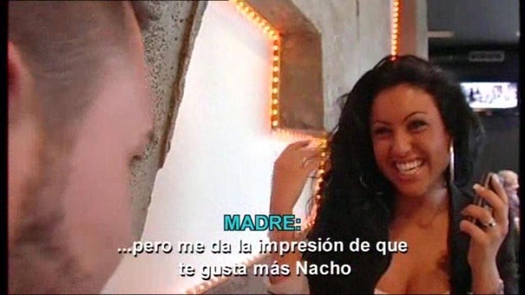 ¿Nacho o Luismi?. Lo que diga mi madre