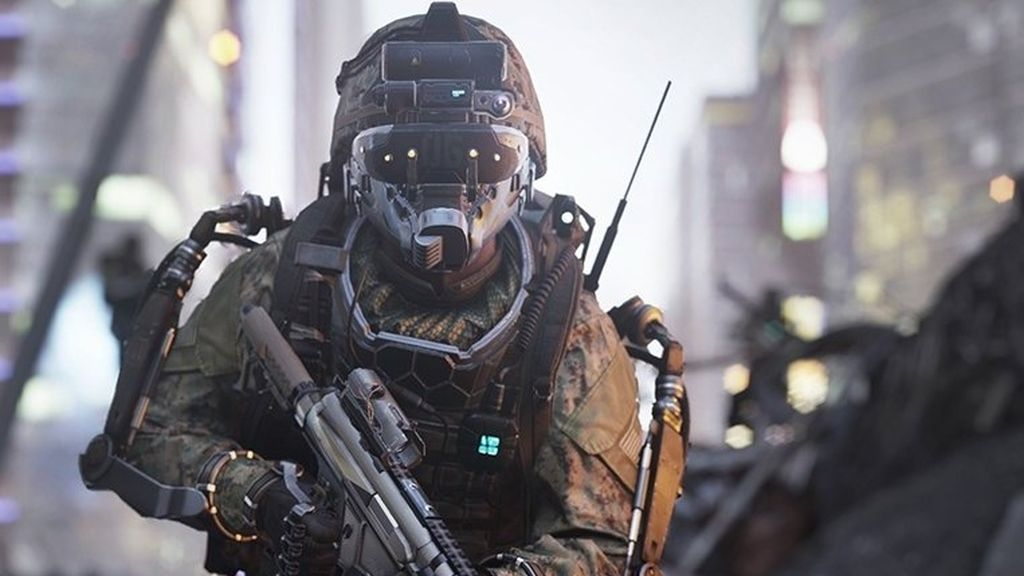 Call of Duty Advanced Warfare, Estadio Gamer