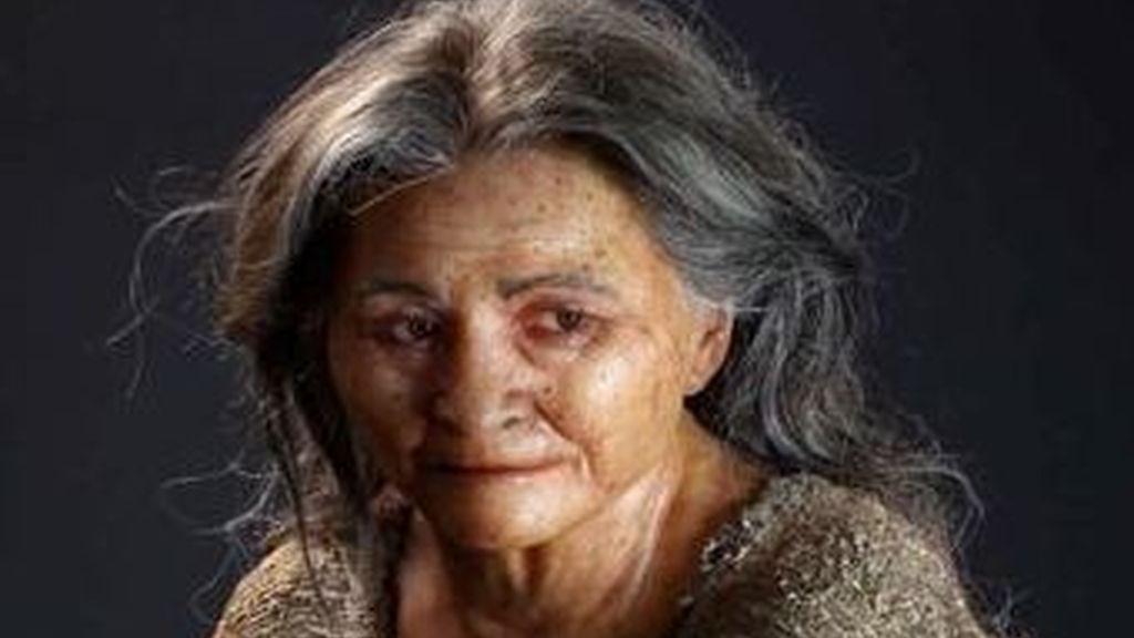 Así era la mujer de la Era de Hielo, que vivió hace 10.000 años en la península de Yucatán, en México.
