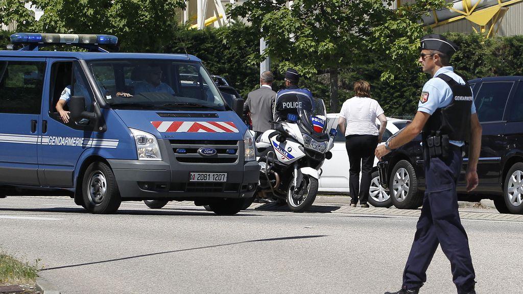 Una persona decapitada en un presunto ataque islamista en el este de Francia
