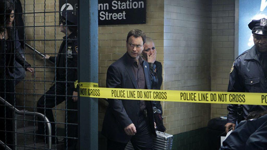 Las fotos del capítulo T07xC18 de 'CSI NY'