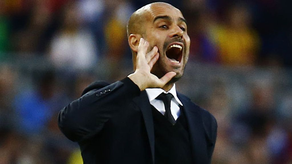 Guardiola vuelve al Camp Nou… pero de rival