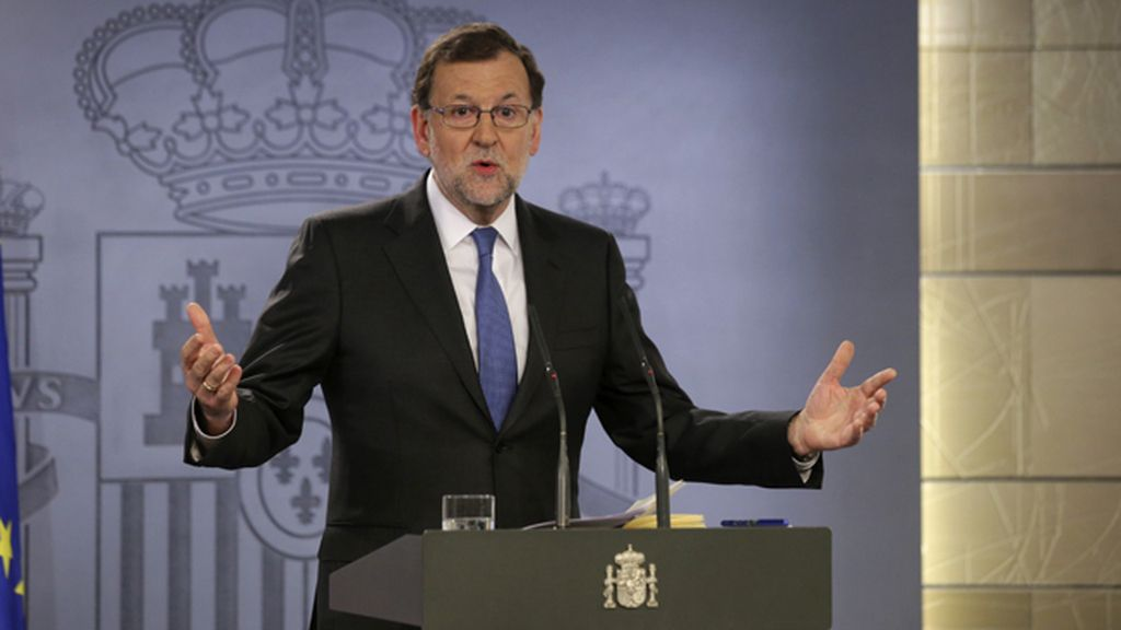 Rajoy explica su entrevista con el rey