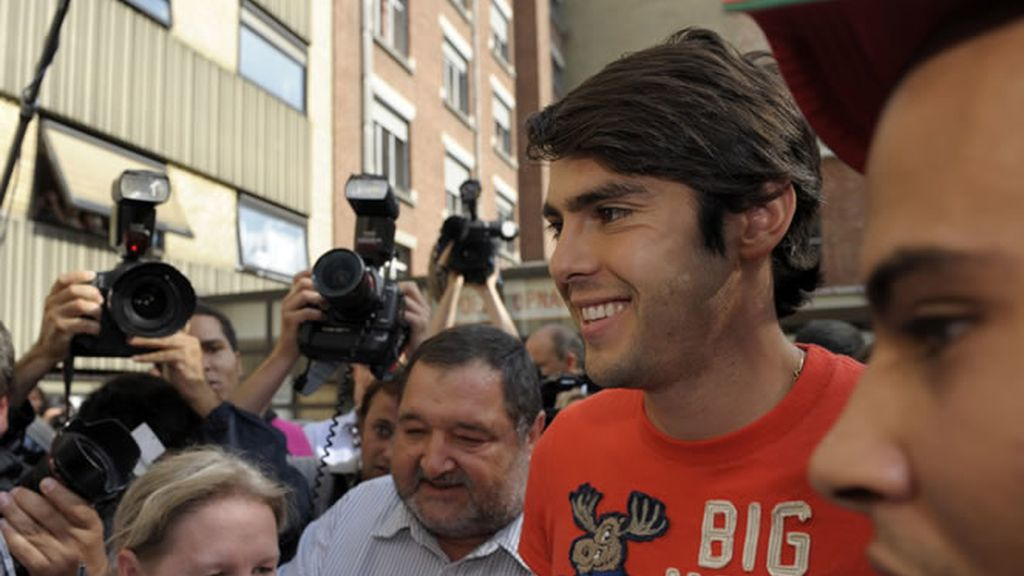 Kaká podría volver a los terrenos de juego el 9E ante el Villarreal en el Bernabéu