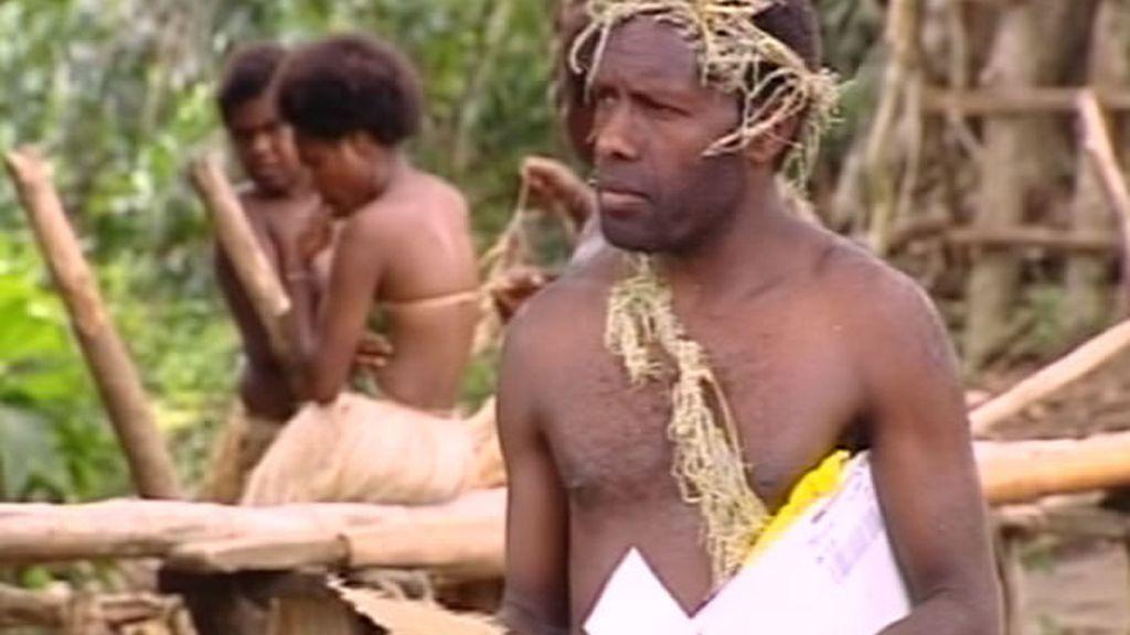 Los nakulamené reciben una carta de su príncipe