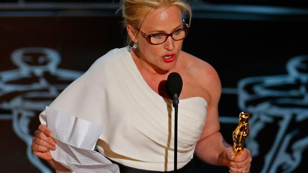Patricia Arquette (mejor actriz de reparto)