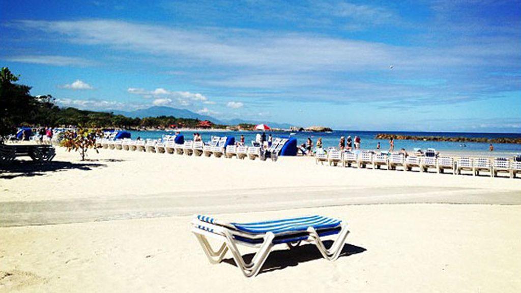 Las playas paradisíacas de Haití
