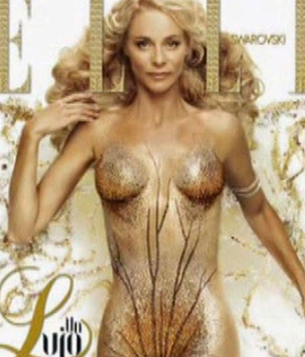 La polémica portada de Vanity Fair