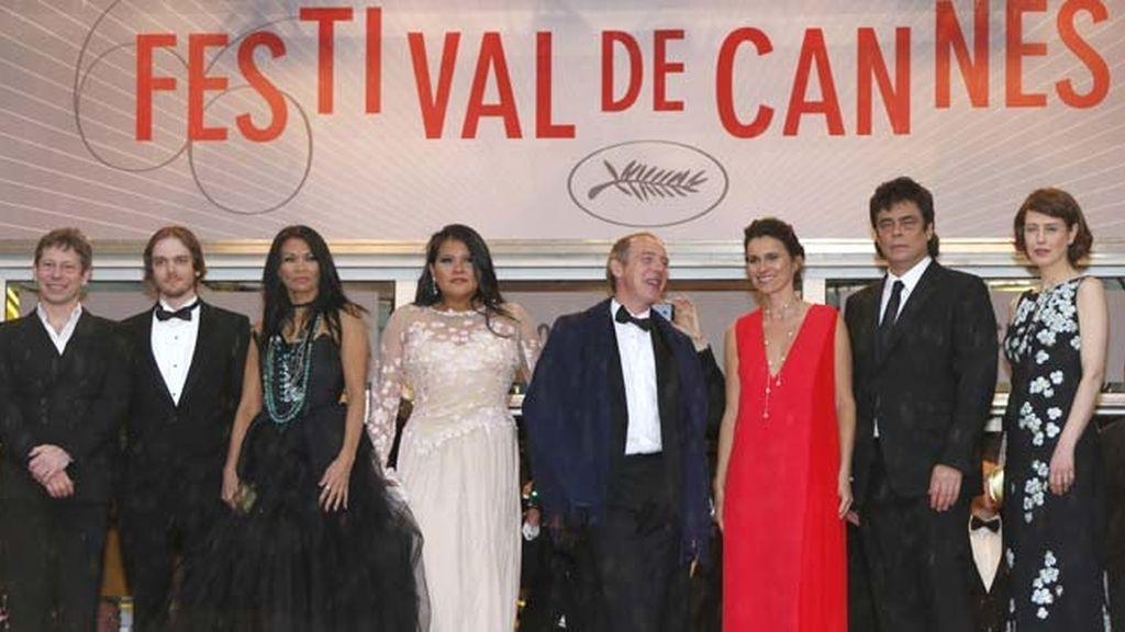 Glamour en el Festival de Cine de Cannes