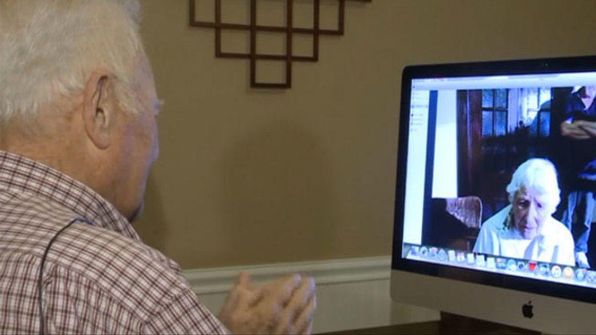 Un veterano de la II Guerra Mundial se reunirá con el amor de su juventud tras 72 años