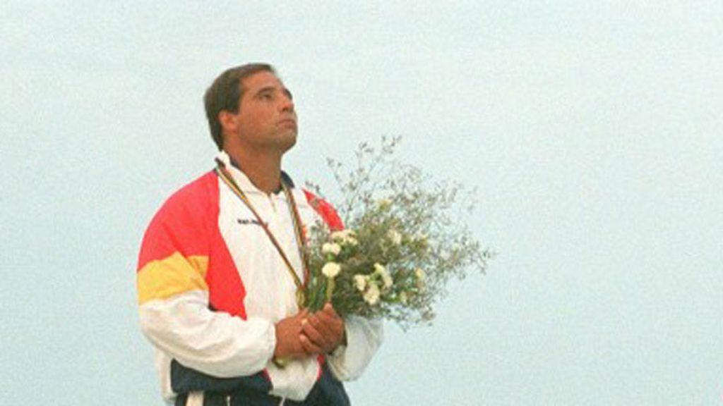 Barcelona 1992: Van der Ploeg - Vela
