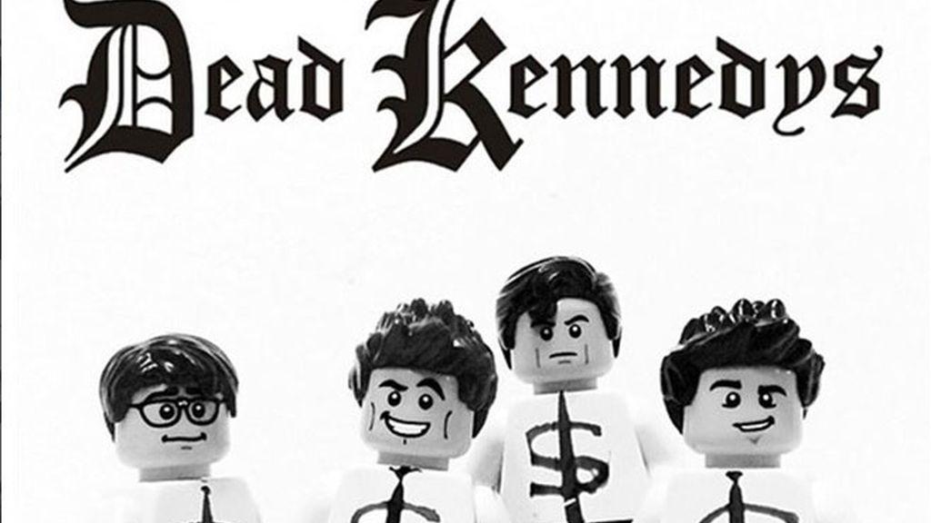 Lego Dead Kennedys