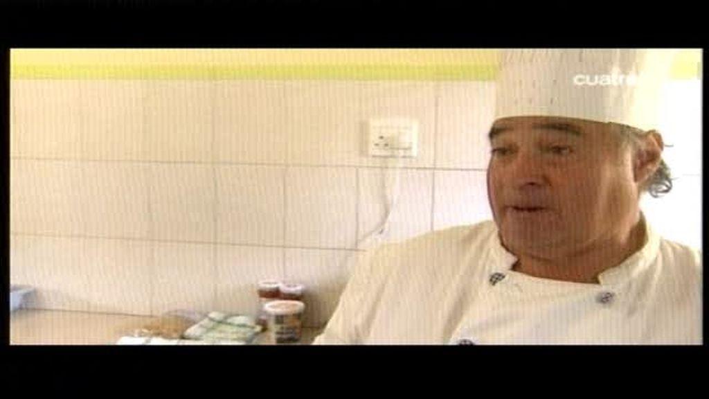 El cocinero de la selección