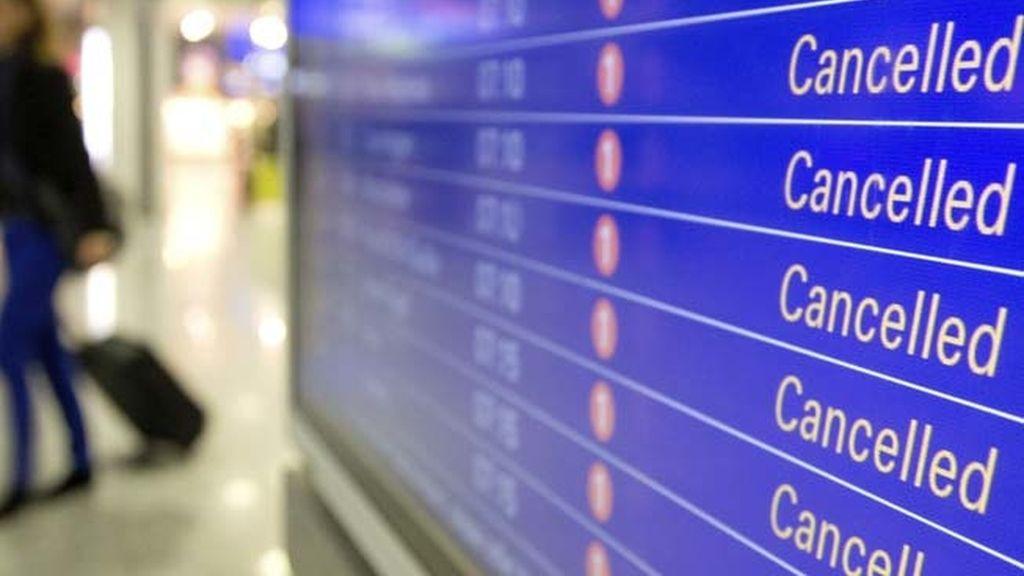 Lufthansa cancela casi todos sus vuelos por la huelga del personal de tierra