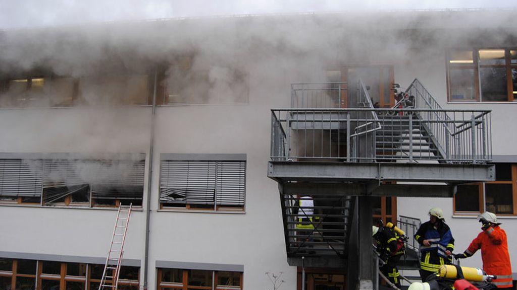 Catorce muertos en un incendio en un taller con trabajadores discapacitados en Alemania