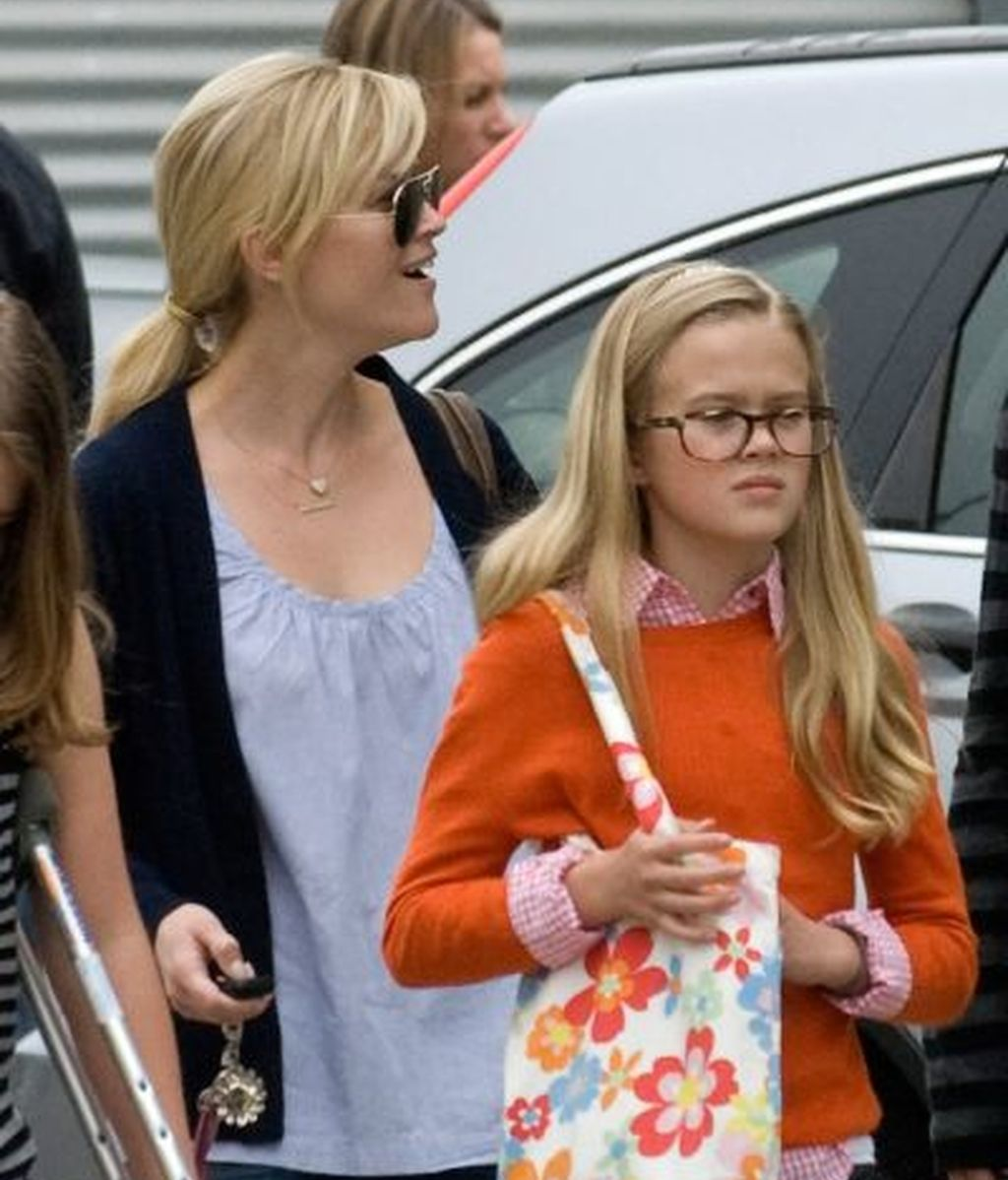 Ava Phillippe y su madre, Reese Witherspoon