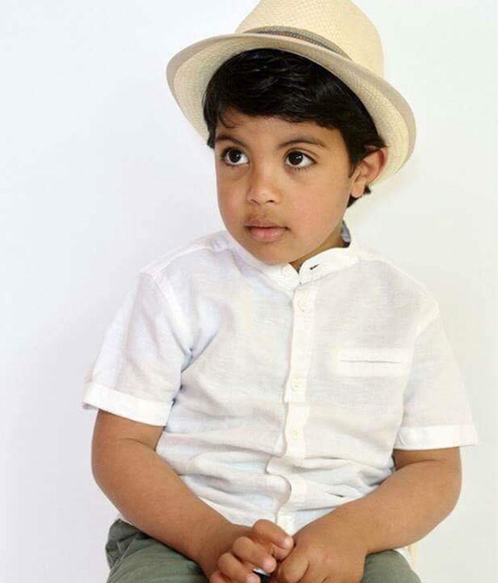 Kylian, de 4 años, desaparecido tras el atentado de Niza