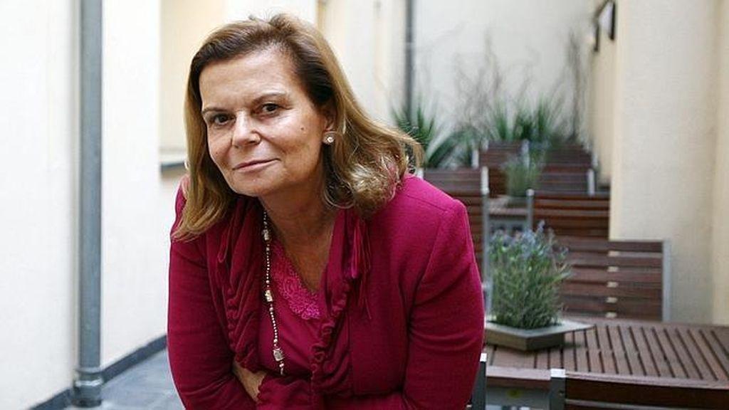 Carmen Riera, ocupa el sillón 'n' de la Real Academia de la Lengua Española.