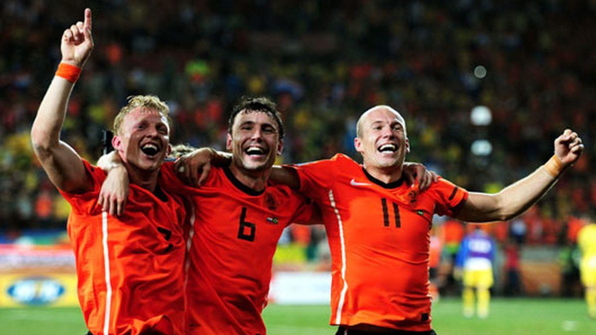 La última final que disputó Holanda fue en el 78. FOTO: Getty.