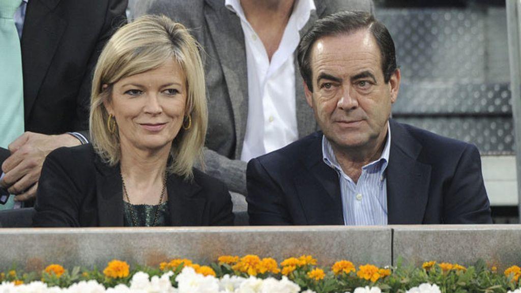 José Bono y Gabriela Bravo