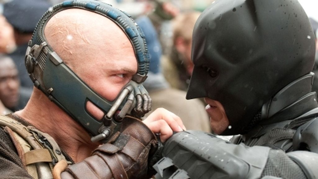 dark knight rise Batman, el caballero oscuro