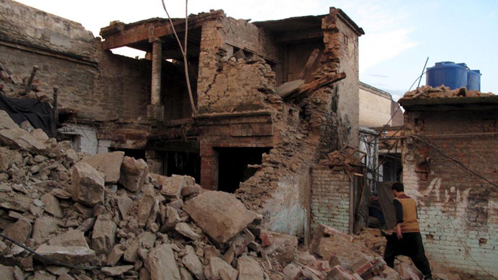 Terremoto en Afganistán y Pakistán
