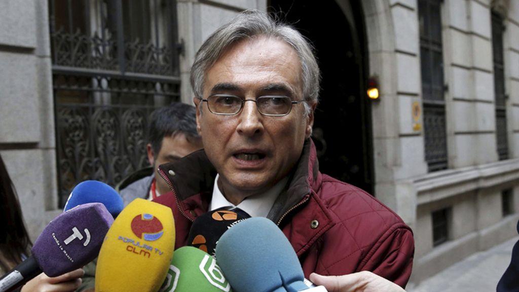 El exalcalde de Toledo, José Manuel Molina, declara ante el juez Ruz