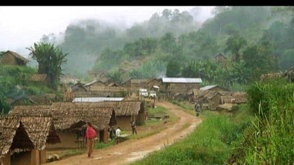 Congo tierra violada