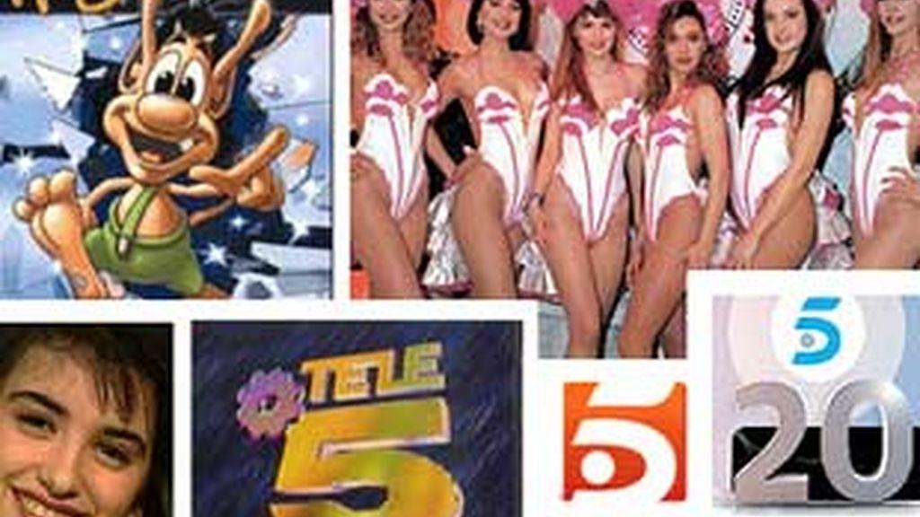 Consigue tu entrada para la gala del 20 aniversario de Telecinco