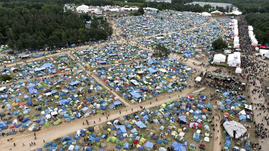 Festival en Polonia