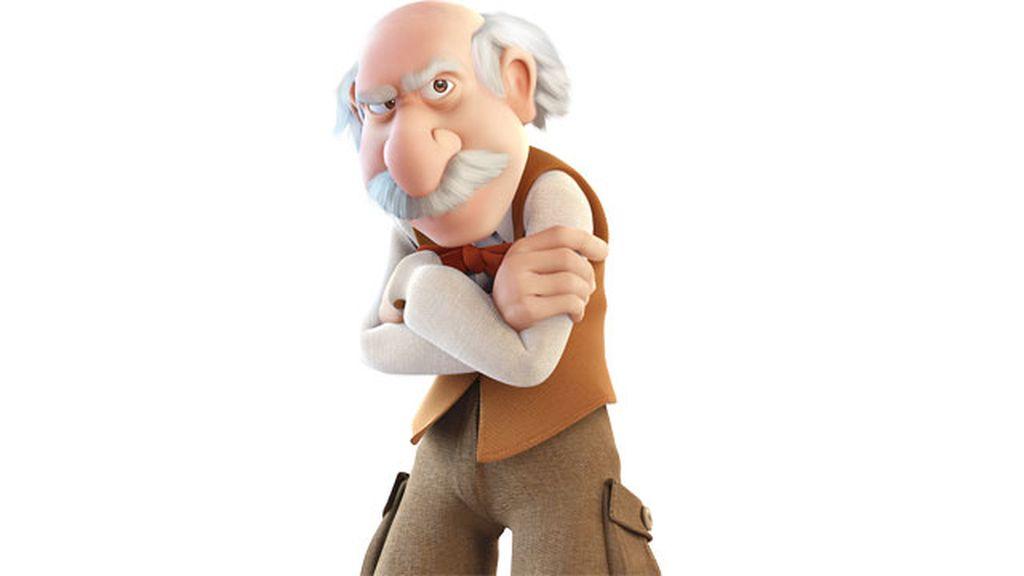 Profesor Lavrof